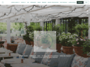 screenshot http://www.restaurant-lile.com restaurant l'ile