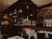 screenshot http://www.restaurant-lorient.com restaurant lorient