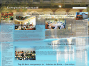 screenshot http://www.restaurant-oconcept-chateauroux.com/ restaurant chic indre