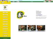 screenshot http://www.restaurant-payerne.ch/entree.html restaurant le cheval blanc payerne vaud romandie - spécialité cuisses de grenouille à volonté