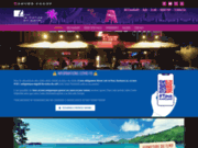 screenshot http://www.restaurant-tlmp.fr/ tout le monde en parle, restaurant bar club lounge