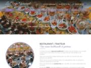 screenshot http://www.restaurant-traiteur-tempo-gourmand.com traiteur à Moisy 41 et région Centre