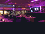 screenshot http://www.restaurantlegrand.com/ Restaurant Le Grand à Saint-Tropez