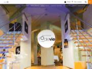 screenshot http://www.restaurantodevie.com/ restaurant Clermont-ferrand