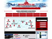 Restaurants-Ski