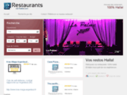 Lancement du service restaurants.vie-hallal.com
