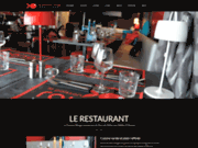screenshot http://www.restolepoissonrouge.fr Restaurant Sables d'Olonne Le Poisson Rouge Vendée 85100