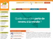 Simulateur de pension de retraite en ligne