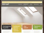 RGVSPRL: Aménagement grenier,isolation,châssis et