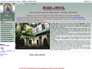 screenshot http://www.riad-jmya.com location riad marrakech