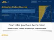 Organisateur d'événement Richard Lacroix
