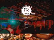 Rideau Rouge I Restaurant, Bar et Spectacles