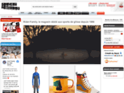 RIDER FAMILY magasin boardshop materiel accessoires riders glisse rider shop freeride freestyle