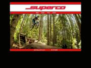 screenshot http://www.ridesuperco.com superco - handbuild dirt jump hardtail