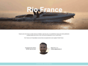 screenshot http://www.riofrance.fr bateaux à moteur