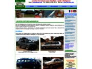 screenshot http://www.rivo-tours.com madagascar rivo tours - location de voiture avec chauffeur à madagascar