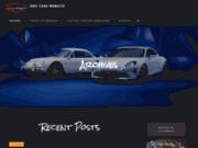 screenshot http://www.rmc-cars.fr rmc-cars - l'automobile sportive, classique et de course