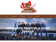screenshot http://robert-renovation.com Maçonnerie industrielle