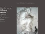 screenshot http://www.roblesjy.com roblès,artiste peintre contemporain