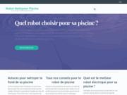 Blog de robots nettoyeurs de piscine