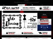 Fringue rock sur rockangehell.com