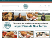 screenshot http://www.roger-junca.com le foie gras et spécialités de canard r. junca