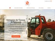 Romain Petiot SARL - Entreprise de travaux publics dans le Jura