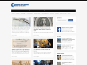screenshot http://romanshistorique.free.fr/ romans historique