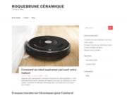screenshot http://www.roquebrune-ceramique.com les fresques de roquebrune ceramique
