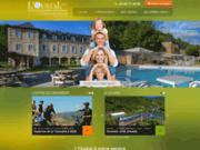 screenshot http://www.rouergue-vacances-loisirs.com rouergue vacances loisirs, des séjours pour tous
