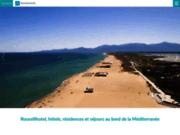 Rousillhotel : hôtels en Languedoc-Roussillon