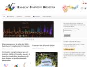 screenshot http://www.rso.asso.fr rso - rainbow symphony orchestra