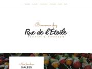 screenshot http://www.ruedeletoile.com/ Rue de l'etoile