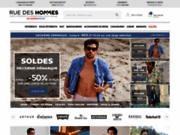 screenshot http://www.ruedeshommes.com/ceinture-homme-bretelles.php Le spécialiste de la ceinture homme