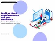 screenshot http://www.rueduconsommable.com rueduconsommable : cartouches jet d'encre et laser à prix discount!