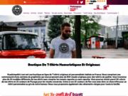 Rue du tee-shirt Tee-shirts originaux en vente