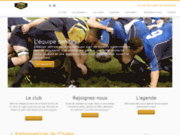 screenshot http://rugby-chalampe.fr as chalampé rugby