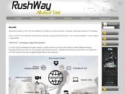 screenshot http://www.rushway.fr rushway