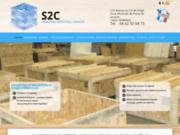 screenshot http://www.s2c-caisserie.com s2c caisserie caisse garde meuble caisse bois emballage industriel 13 gemenos