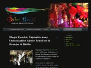 screenshot http://www.sabor-brasil-show.com les saveurs de la culture brésilienne avec la troupe sabor brasil