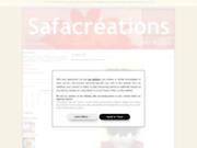 screenshot http://safacreations.canalblog.com safacréations : loisirs créatifs