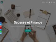 screenshot https://sagesseetfinance.com finances personnelles