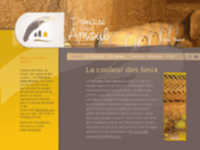 screenshot http://www.saint-arnoul.com domaine saint arnoul