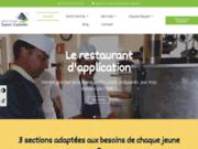 screenshot http://www.saint-camille.fr institution saint camille - éducation spécialisée