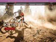 screenshot http://www.saintlary-ski.com/ « evolution ski » à saint-lary soulan dans les  pyrénées