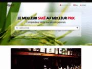 Vente en ligne de saké, shochu et liqueurs japonaises
