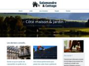 Salamandre Cottage: chambres et table d'hôte
