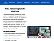 Miniature de Web 2.0 Directory script