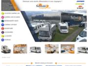 screenshot http://www.salinski-campingcars.fr salinski camping cars, camping car hymer, laika