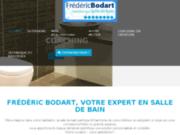 screenshot http://www.salledebain84.fr artisan spécialiste salle de bain à avignon